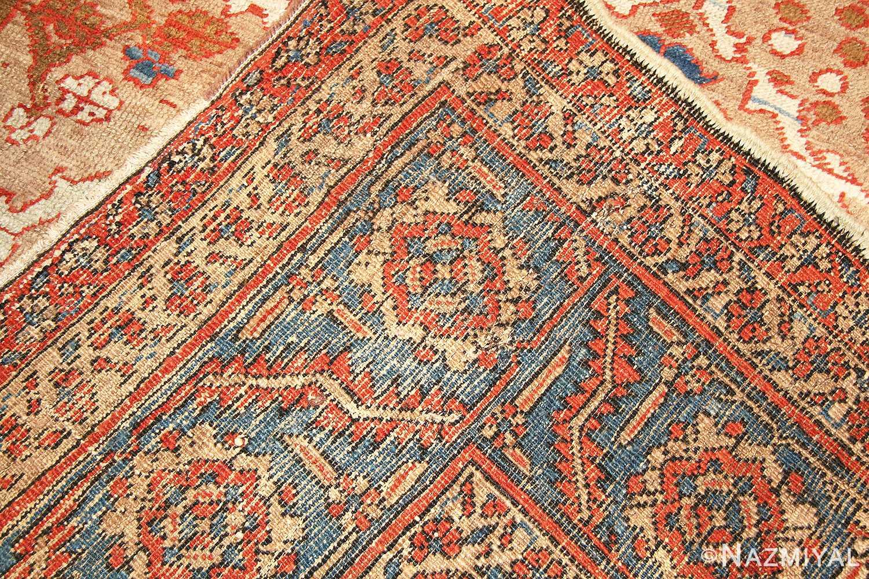 antique persian bakshaish rug 49200 weave edited Nazmiyal