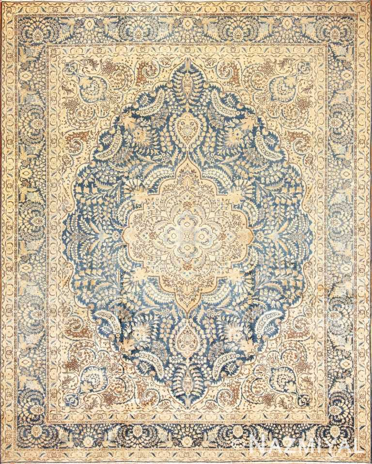 antique persian tabriz rug 50734 Nazmiyal