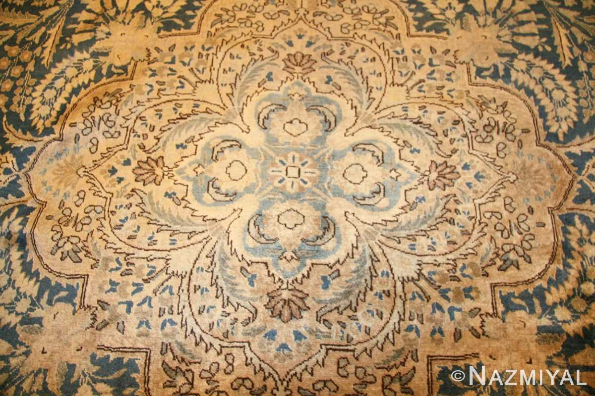 antique persian tabriz rug 50725 medallion Nazmiyal