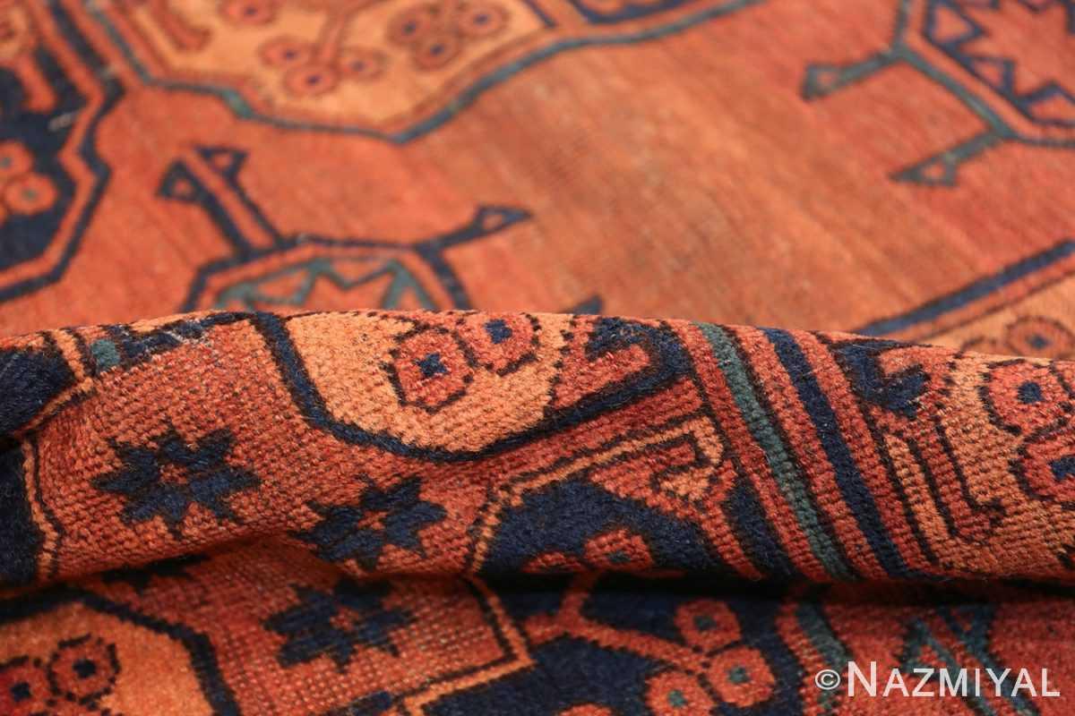 Antique West Turkestan Yamout Rug 50731 Geometric Pile Nazmiyal