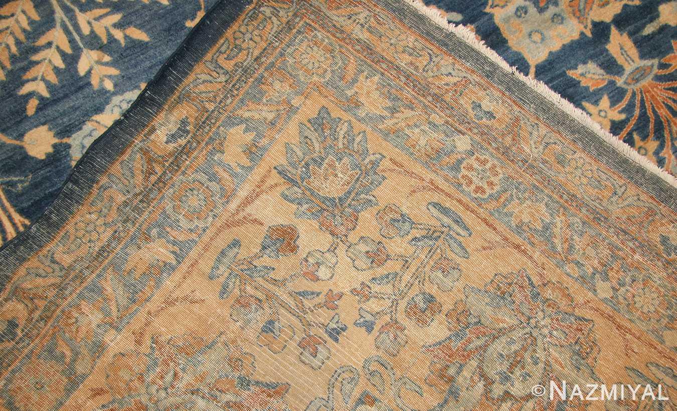 blue vase design large antique persian kerman rug 48225 weave Nazmiyal