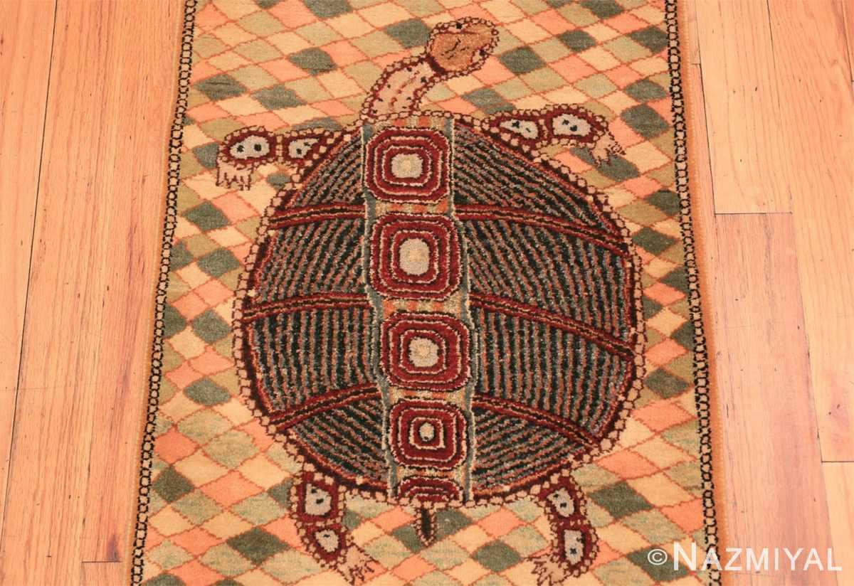 Detail Modern underwater rug 46072 by Nazmiyal