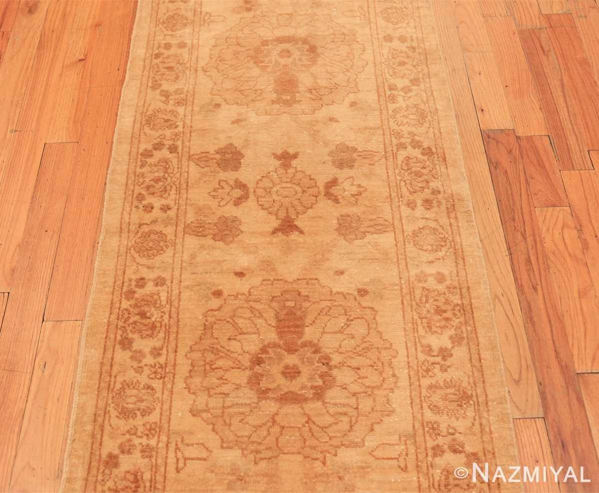 Field Modern Persian Sultanabad runner rug 46550 by Nazmiyal