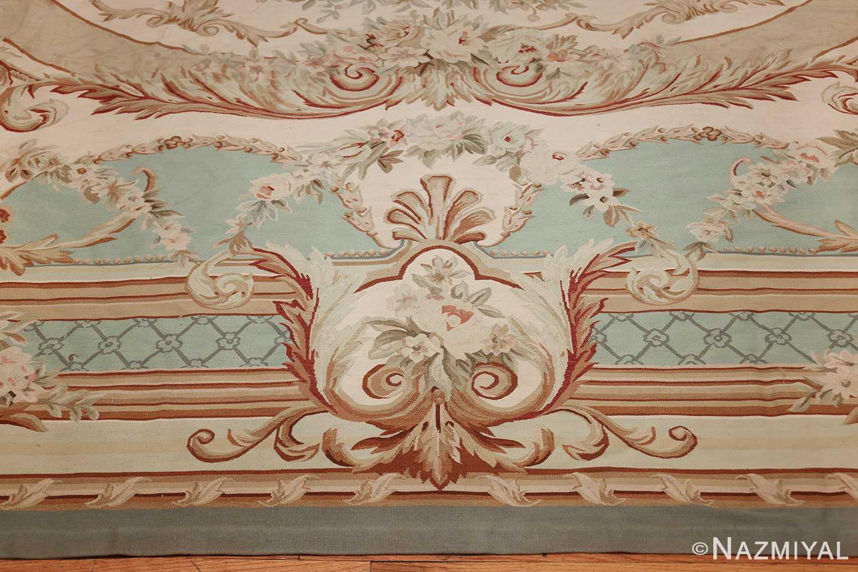 french inspired chinese aubusson modern carpet 44694 design Nazmiyal