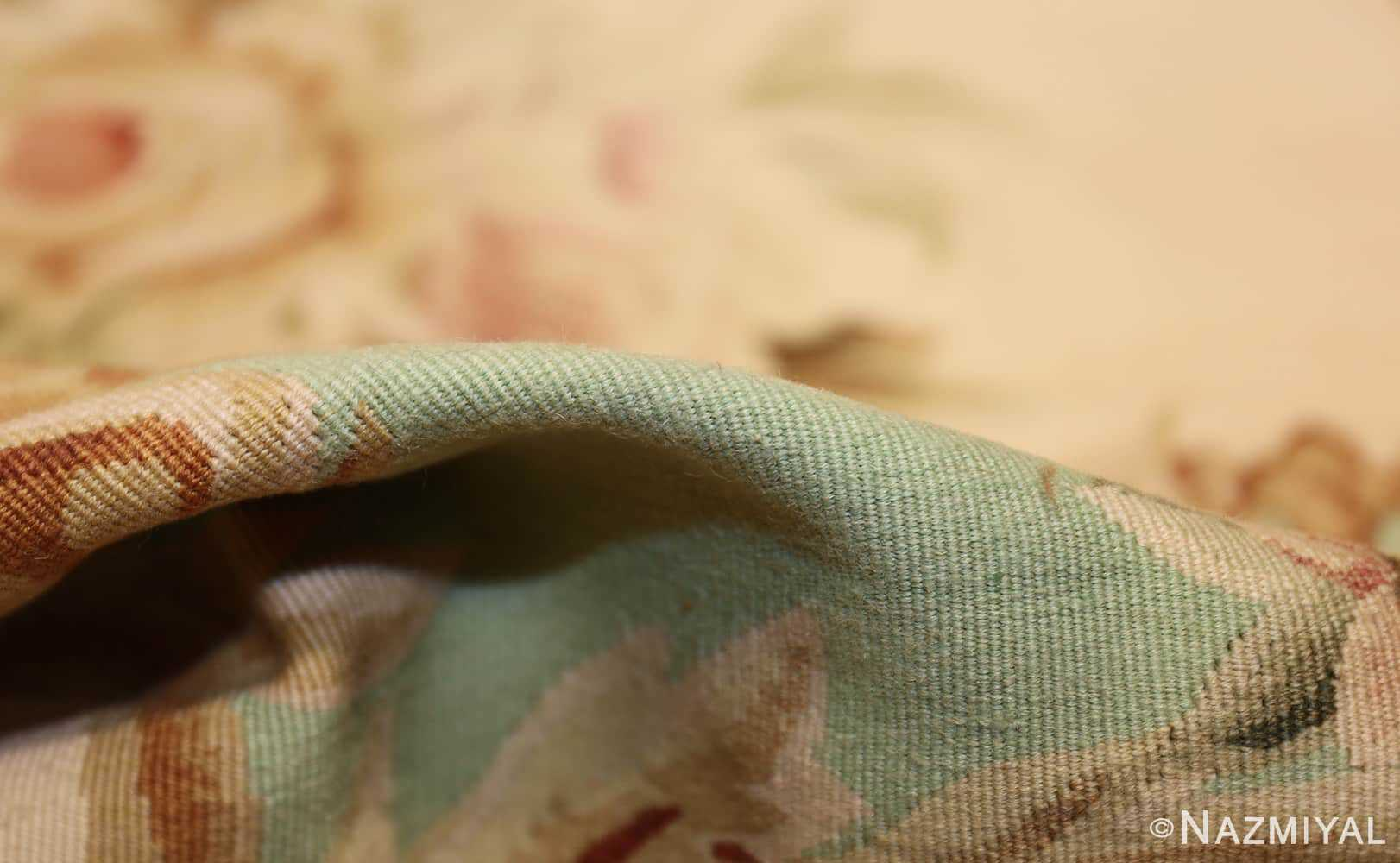 french inspired chinese aubusson modern carpet 44694 pile Nazmiyal