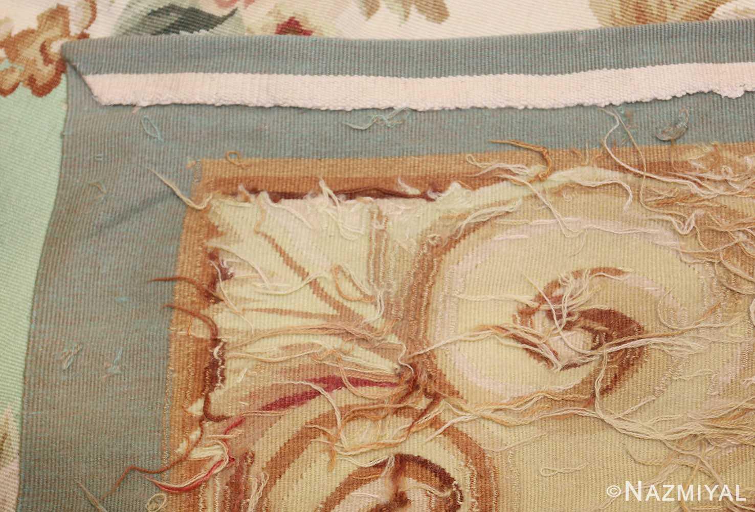 french inspired chinese aubusson modern carpet 44694 weave Nazmiyal