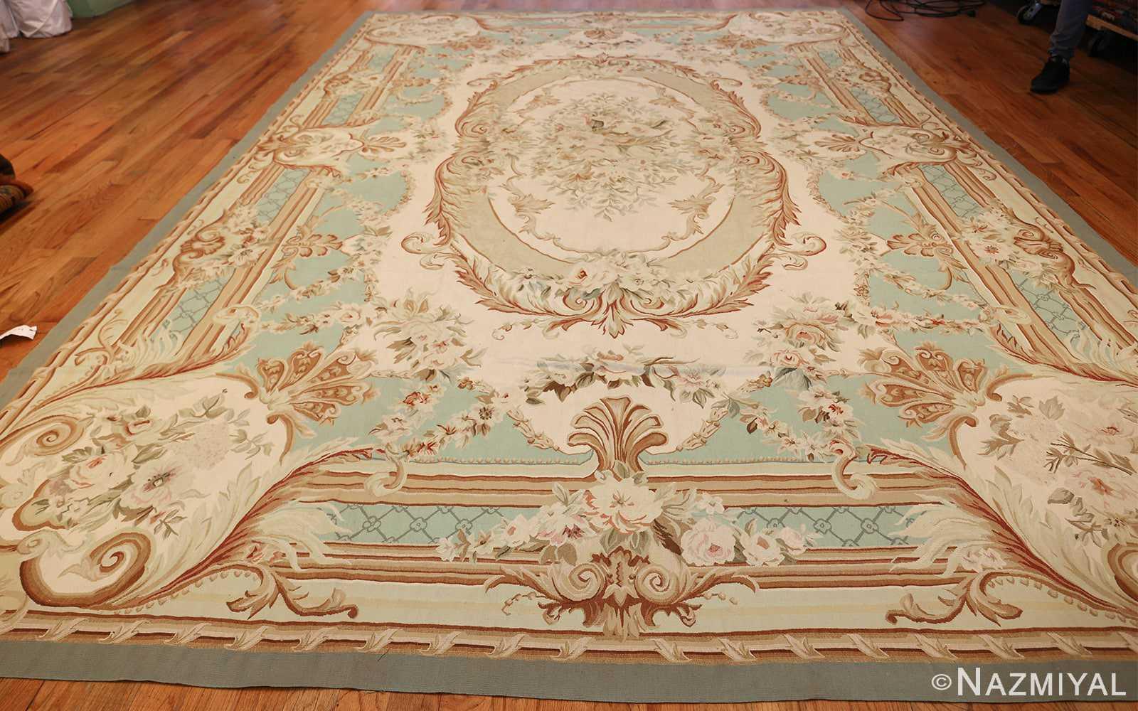 french inspired chinese aubusson modern carpet 44694 whole Nazmiyal