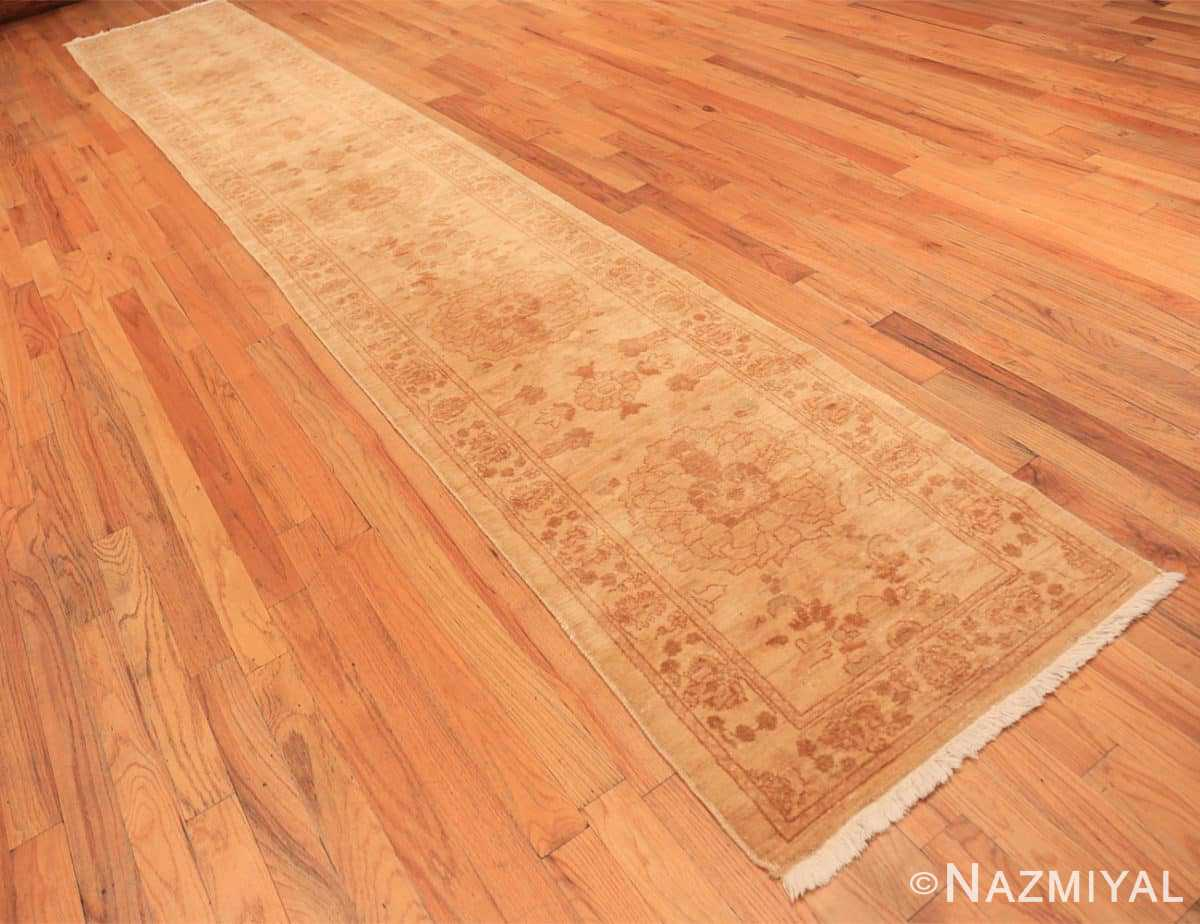 Full Modern Persian Sultanabad runner rug 46550 by Nazmiyal