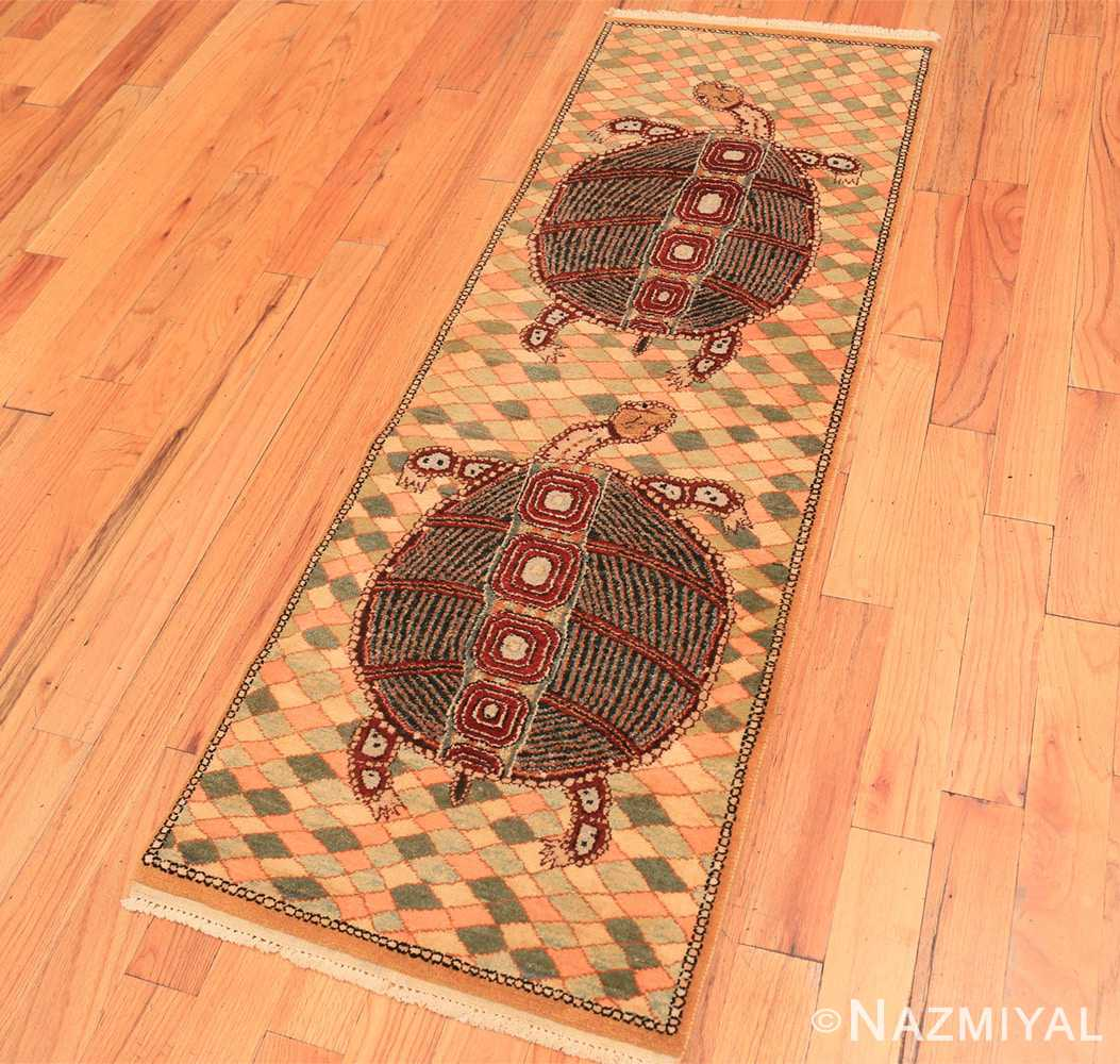 Full Modern underwater rug 46072 by Nazmiyal