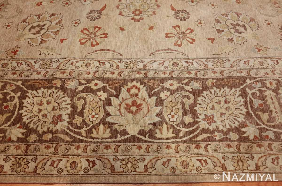 large modern contemporary tabriz design egyptian rug 41126 border Nazmiyal