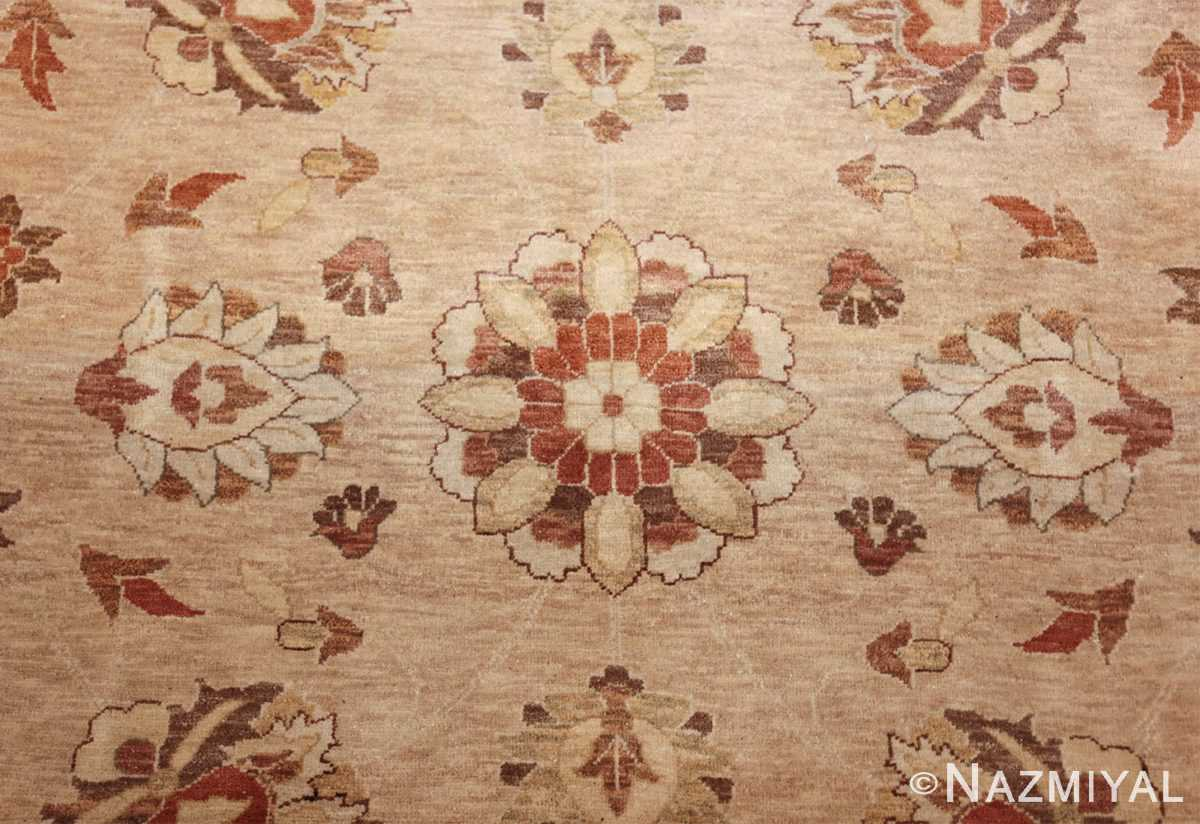 large modern contemporary tabriz design egyptian rug 41126 flower Nazmiyal