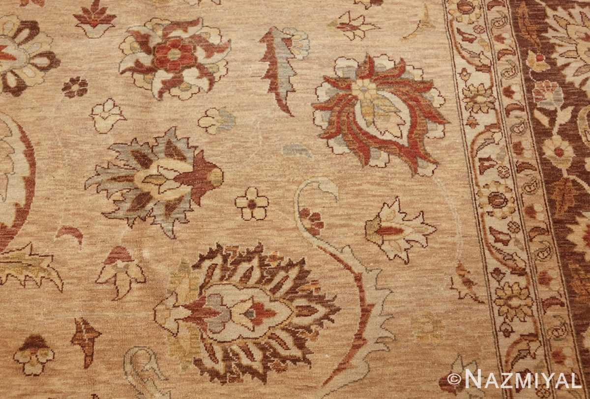 large modern contemporary tabriz design egyptian rug 41126 three Nazmiyal