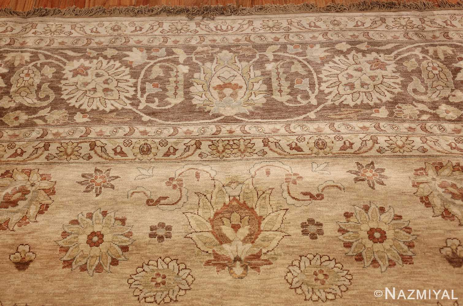large modern contemporary tabriz design egyptian rug 41126 top Nazmiyal