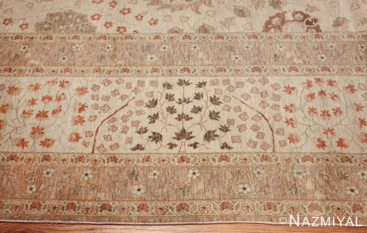 large persian tabriz design egyptian modern rug 41132 border Nazmiyal