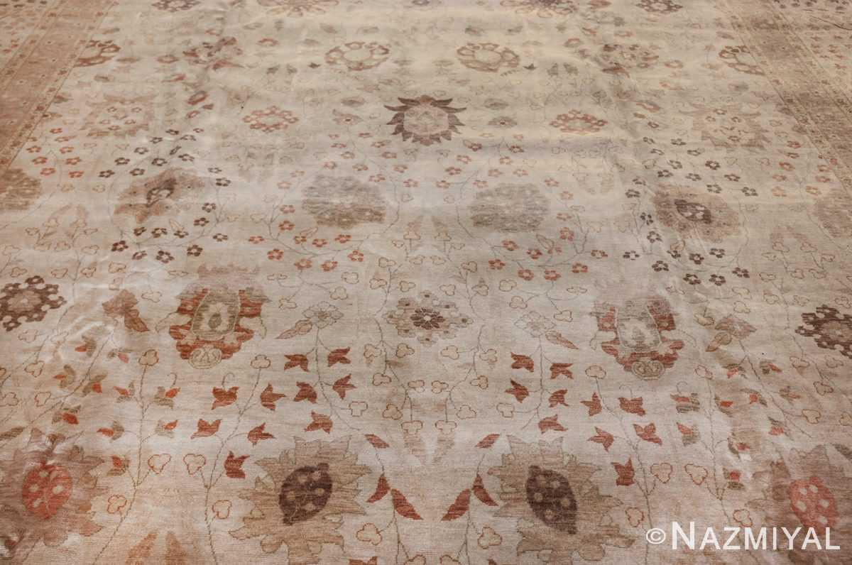 large persian tabriz design egyptian modern rug 41132 field Nazmiyal