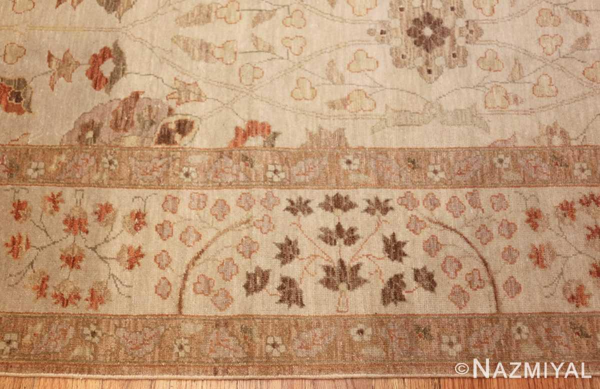 modern oriental persian tabriz design egyptian rug 44582 border Nazmiyal