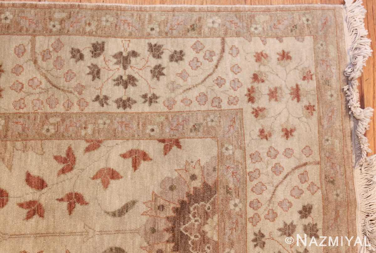 modern oriental persian tabriz design egyptian rug 44582 corner Nazmiyal