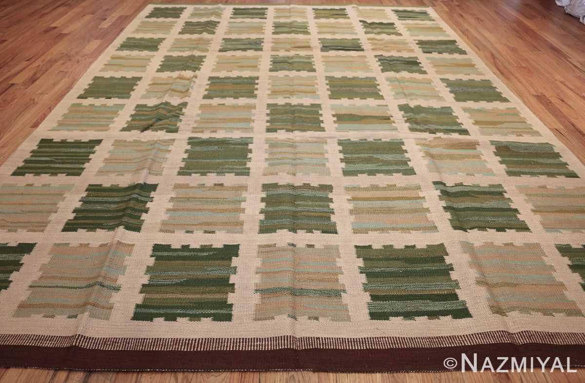 modern swedish scandinavian inspired kilim rug 48760 whole Nazmiyal
