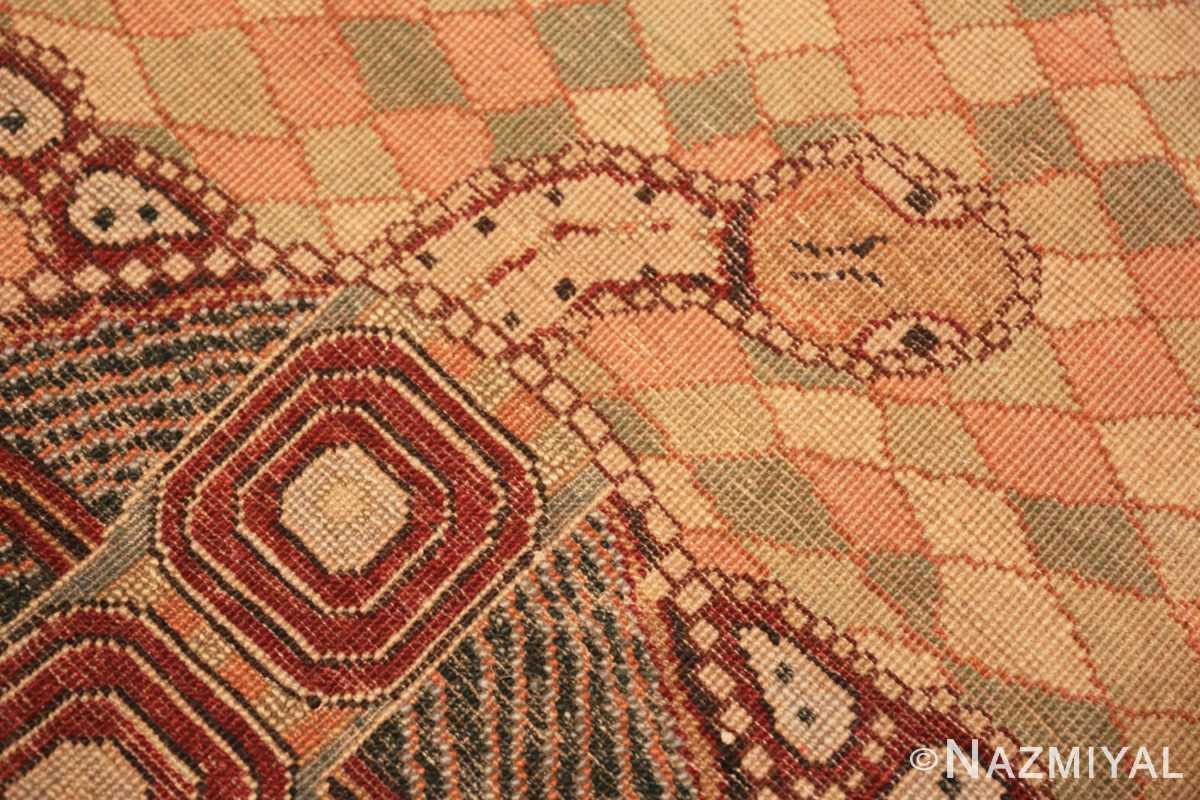 Weave detail Modern underwater rug 46072 by Nazmiyal