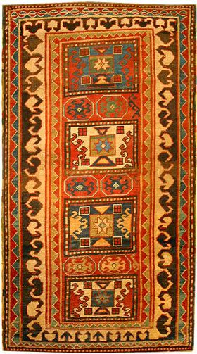 A Picture After Rug Restoration by Nazmiyal