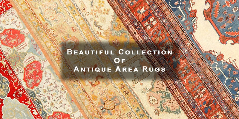Antique Area Rugs And Carpets by Nazmiyal