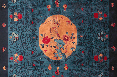 Boudoir Decor Chinese Rugs For Beautiful Powder Room Boudoir Decor