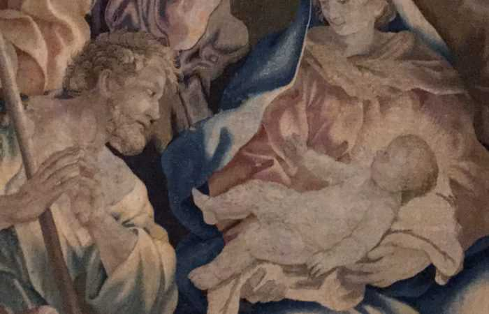 Antique Barberini Tapestries