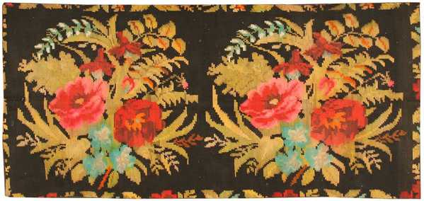 Bessarabian Antique Kilim by the Nazmiyal Collection