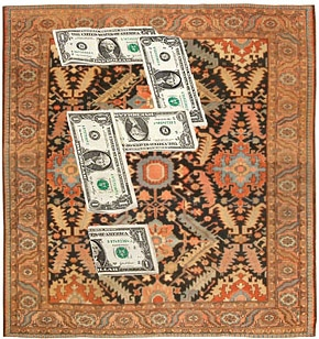 Buy The Perfect Carpet Online by Nazmiyal