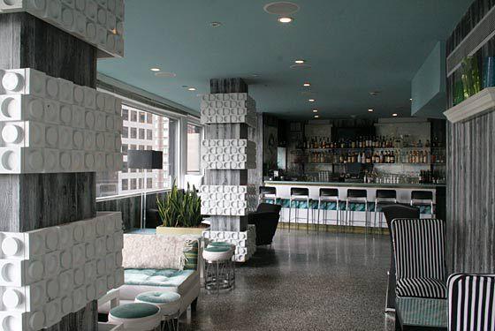 The Dream Hotel NYC Nazmiyal