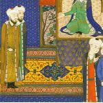 History Of Antique Timurid Rugs by Nazmiyal