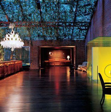 Hudson Hotel Bar Nazmiyal