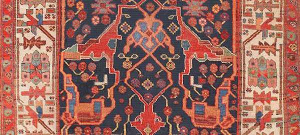 Persian carpet Weaving by Nazmiyal