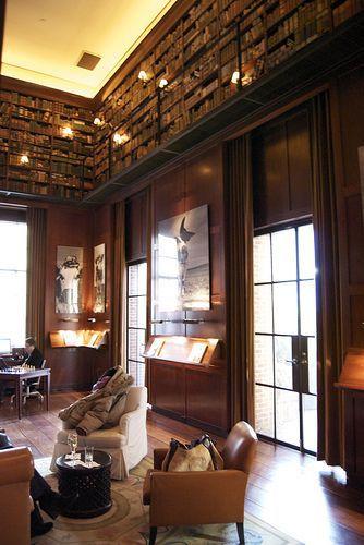 The Library Bar NYC by Nazmiyal