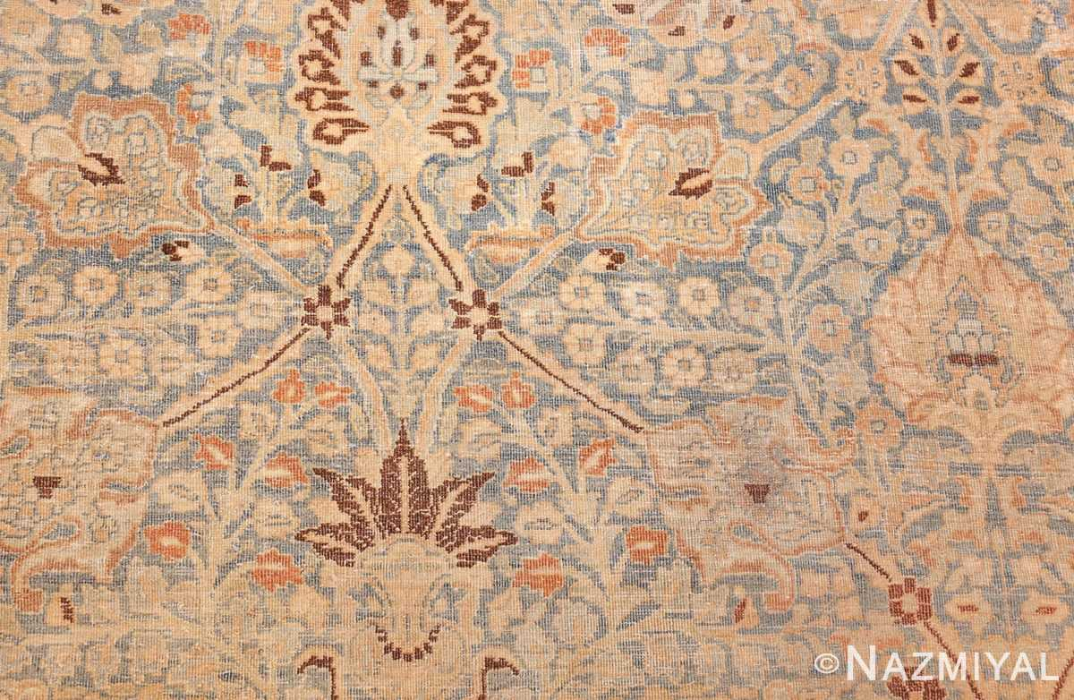 antique floral persian khorasan rug 50128 design edited Nazmiyal