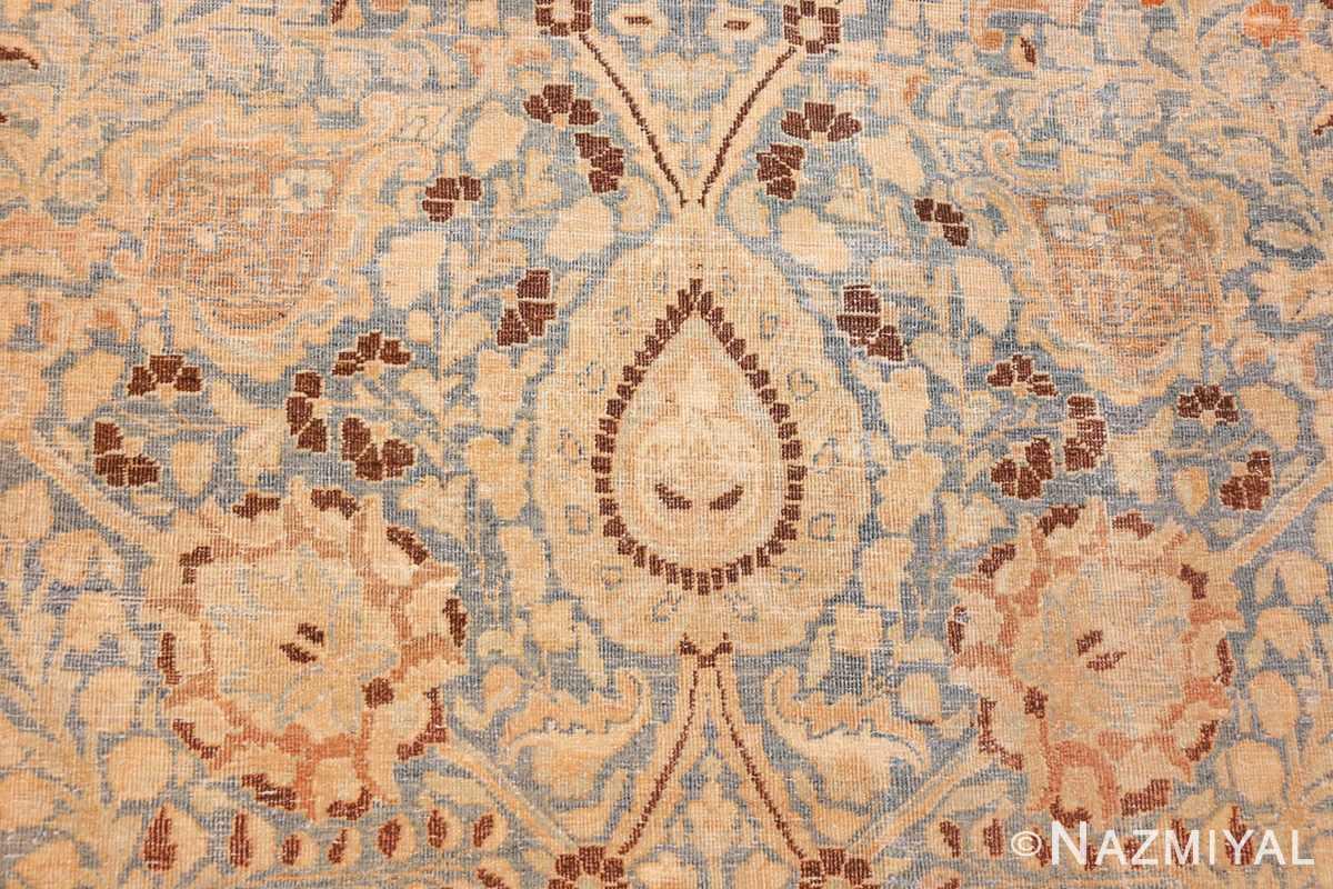 antique floral persian khorasan rug 50128 field edited Nazmiyal