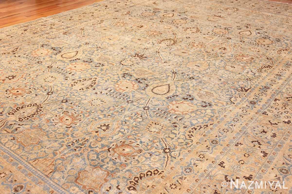 antique floral persian khorasan rug 50128 whole edited Nazmiyal