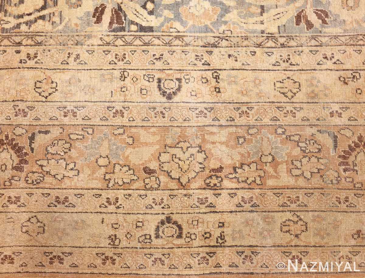 antique floral persian khorassan rug 49210 border Nazmiyal