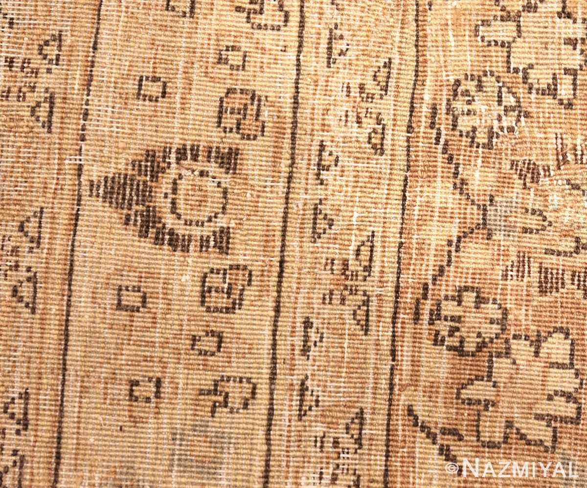 antique floral persian khorassan rug 49210 weave Nazmiyal