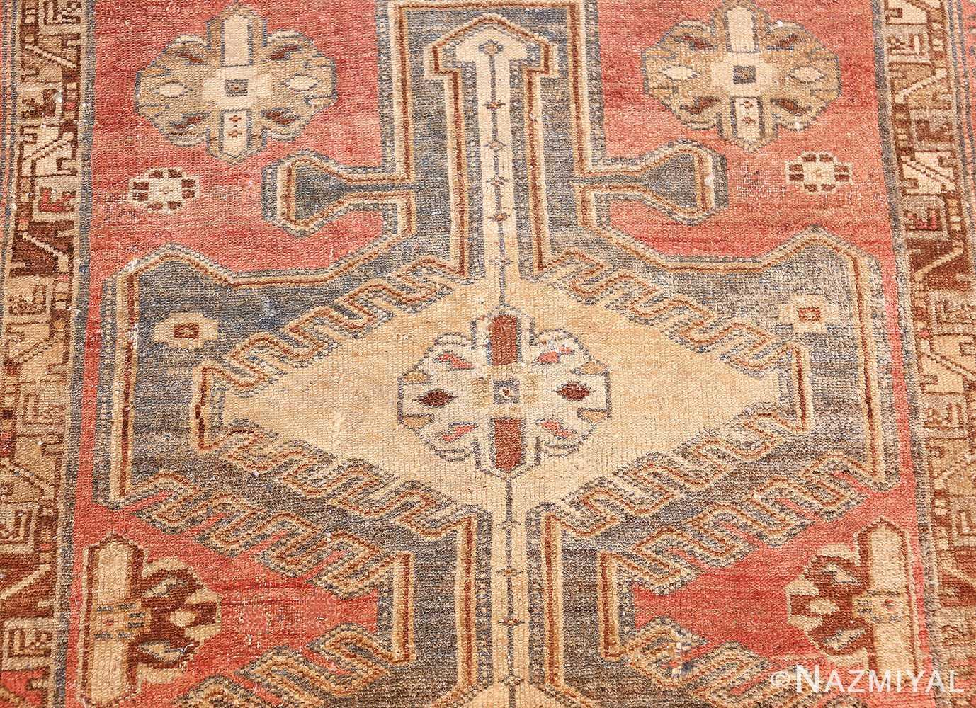antique persian malayer rug 50711 field Nazmiyal
