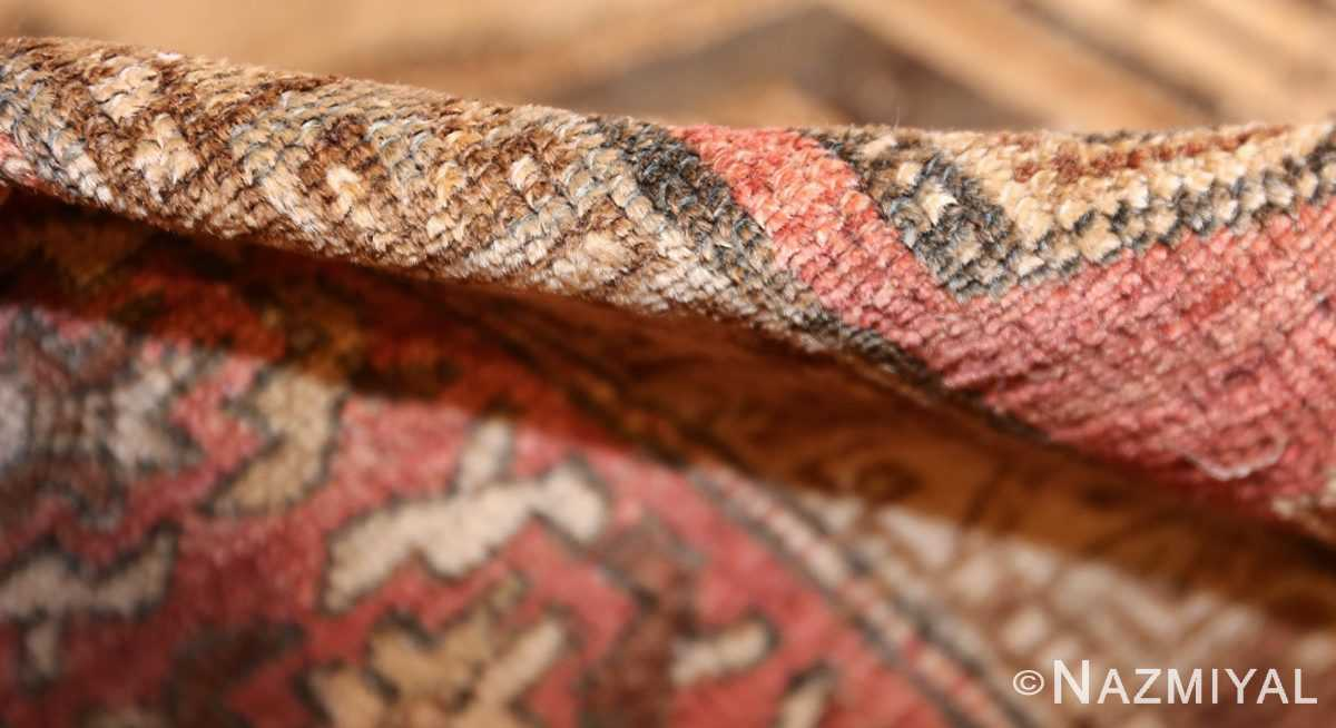 antique persian malayer rug 50711 pile Nazmiyal