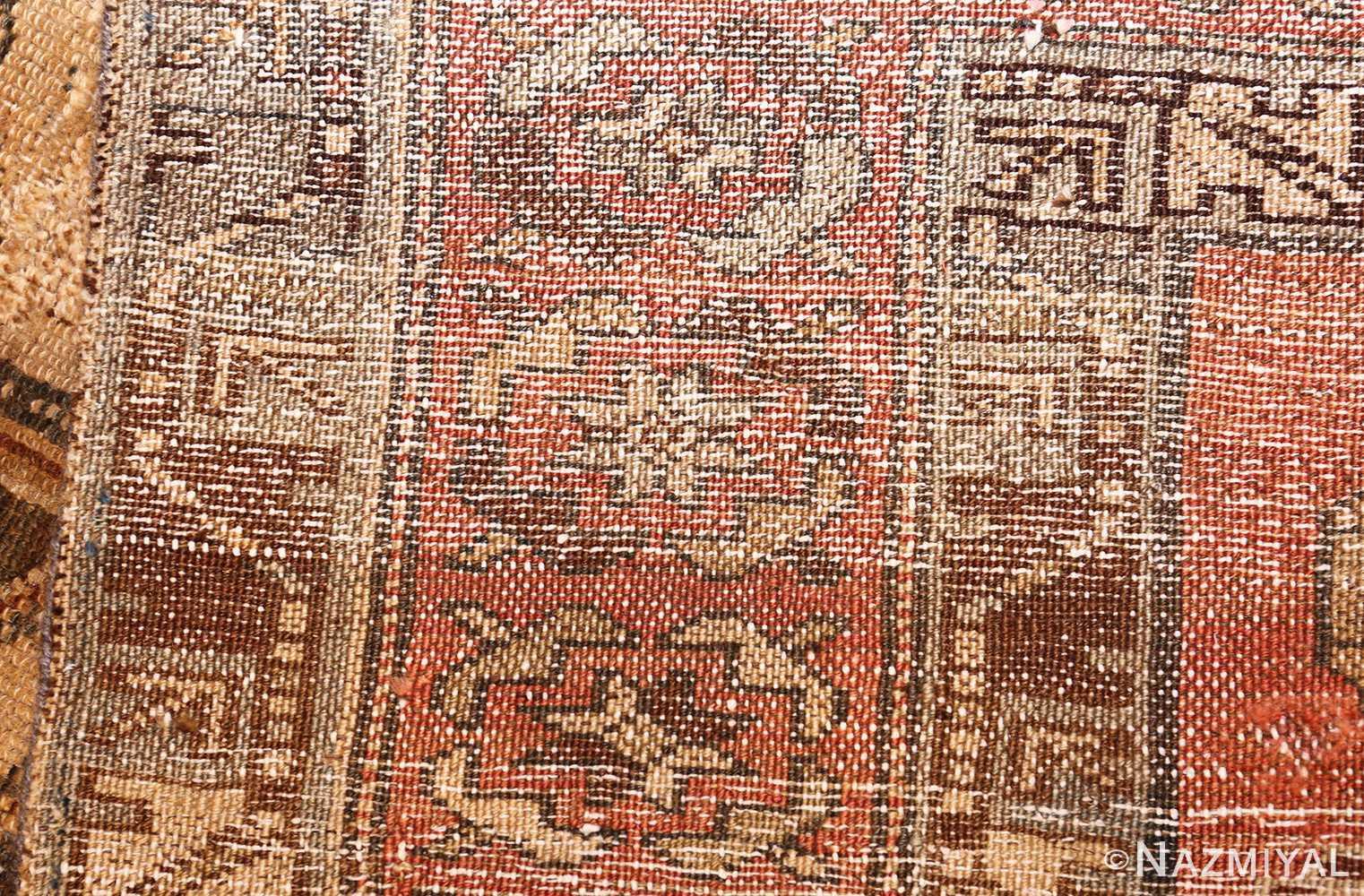 antique persian malayer rug 50711 weave Nazmiyal