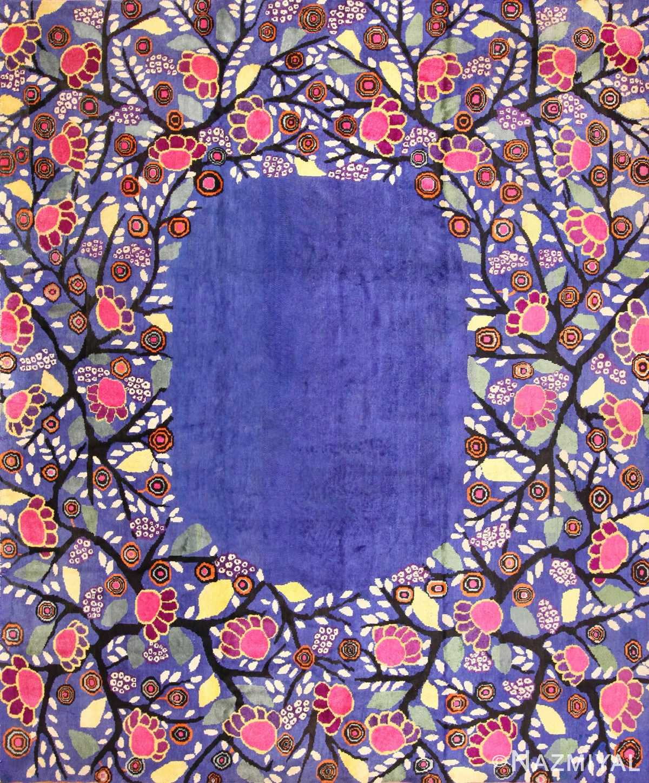 edouard benedictus french art deco rug 49214 Nazmiyal