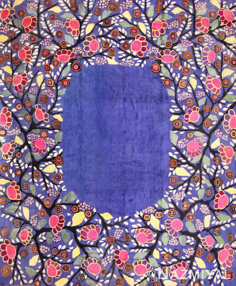 edouard benedictus french art deco rug 49214 Nazmiyal
