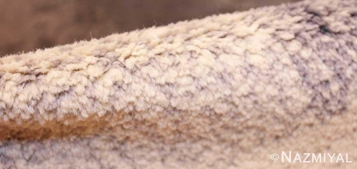 vintage swedish pile rug 49215 pile Nazmiyal