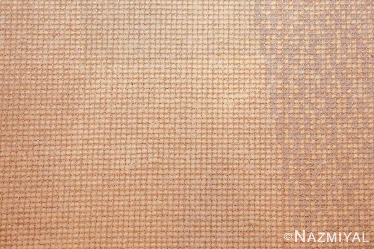 vintage swedish rug 49215 weave Nazmiyal