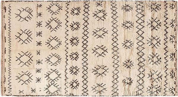 Wool Berber Carpet by Nazmiyal