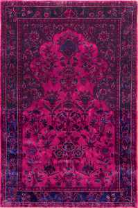 antique silk kashan persian rug 49251 edited Nazmiyal