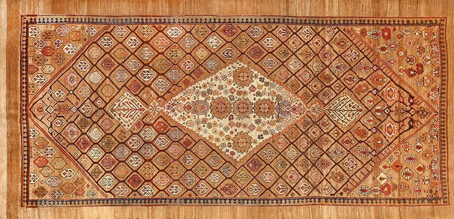 Antique Tribal VillageTugs From Serab By Nazmiyal