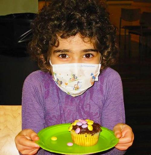Cupcake Cutie, Pinwheel Project, Nazmiyal NYC